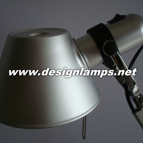 De Lucchi and Fassina Tolomeo Wall Extension Lamp
