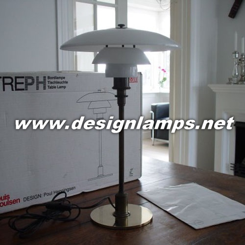 Poul Henningsen PH 3/2 bordlampe
