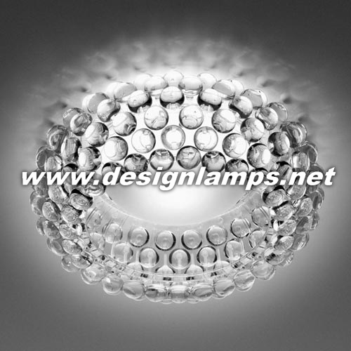 Urquiola and Gerotto Caboche ceiling lamp